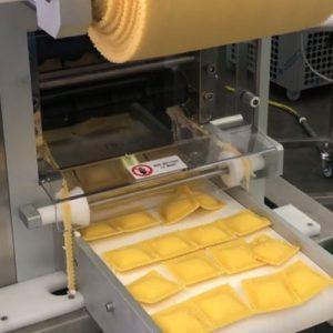 Máquinas para massas frescas